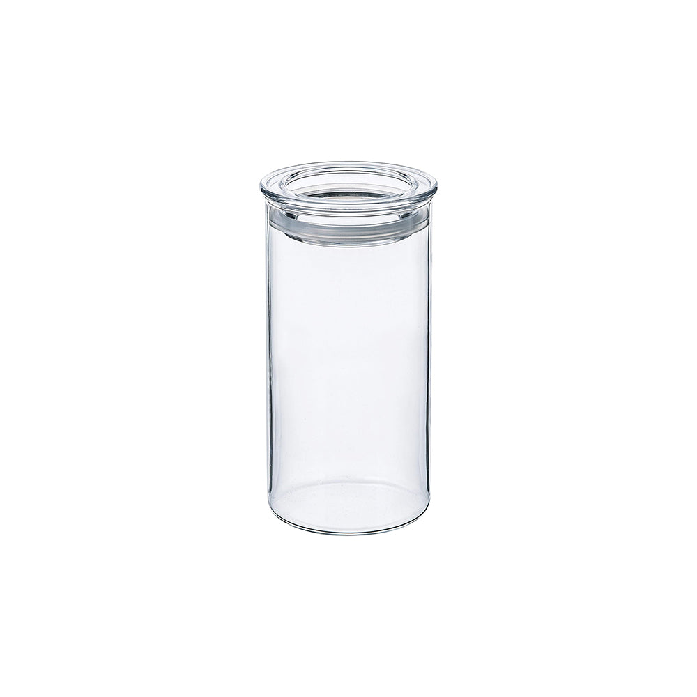 Glass Canister Skinny 400ml