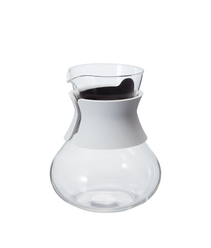 Tea Decanter 500ml Pale Grey