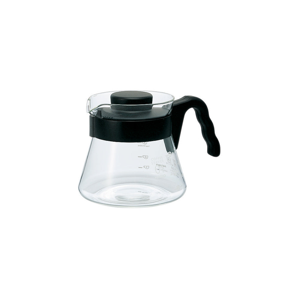 V60 Glass Coffee Server 01 450ml