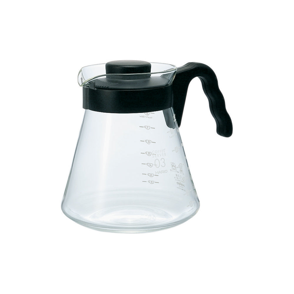 V60 Glass Coffee Server 03 1000ml