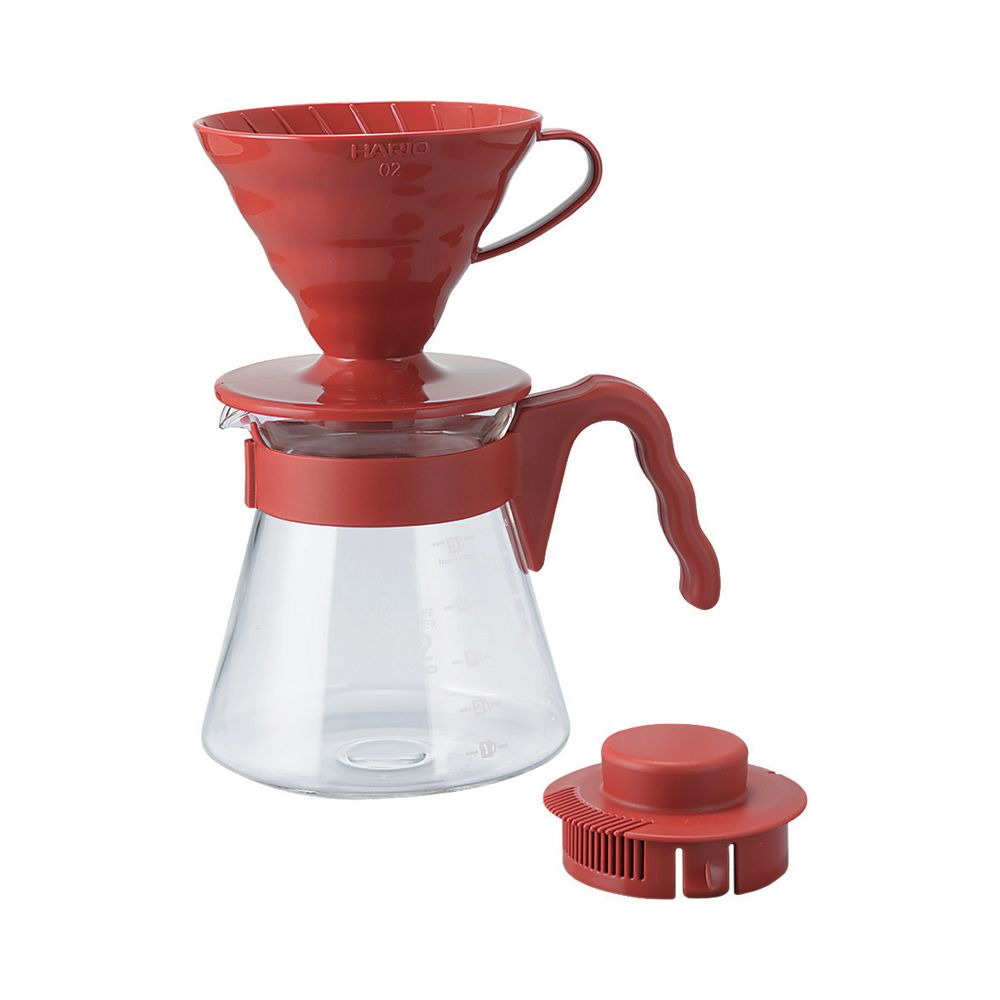 V60 Pour Over Kit 02 Red