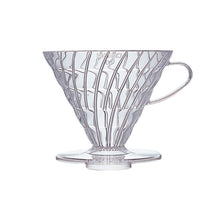 Load image into Gallery viewer, V60 Coffee Dripper - Plastic