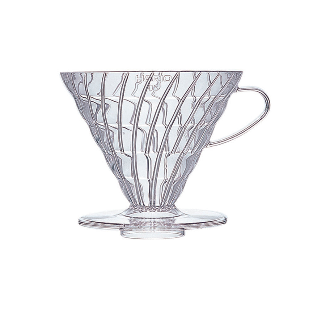 Hario V60 Coffee Dripper Plastic Size 03 (Clear)