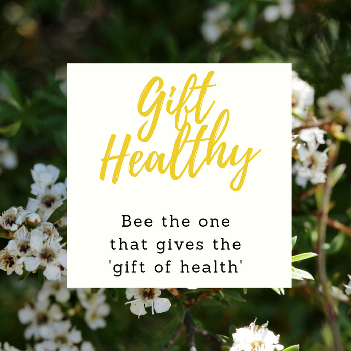 GIVE THE 'GIFT OF HEALTH'