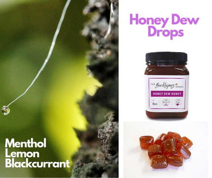 *NEW* HONEY DEW DROPS - BEE HEALTHY