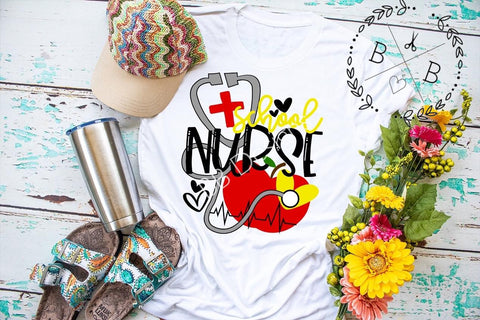 Nurse Tee | Cute Nurse Shirt