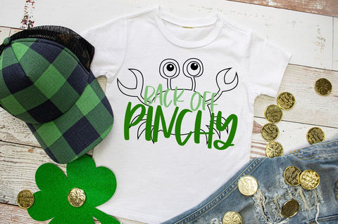 St. Patrick's Day shirt | Back Off Pinchy Tee