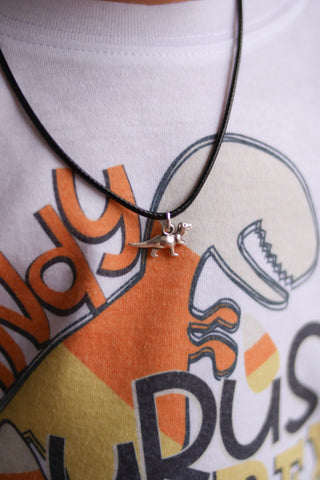 Dinosaur Necklace | T-Rex