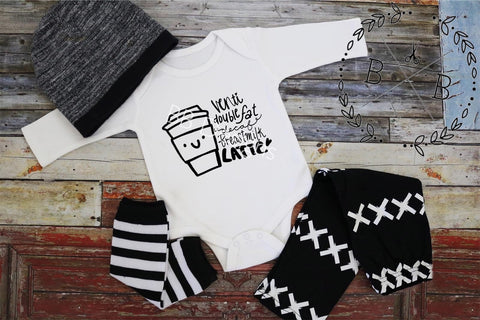 Breastmilk Latte Tee | Breastfeeding Shirt | Breastfed Outfit