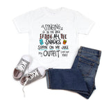Kid Life Tee | Toddler Life Shirt | Old Town | Parody