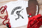 Funny Baseball Touchdown Tee | Sports Design