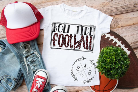 Customized Football Team Baby Tee | Sports Design