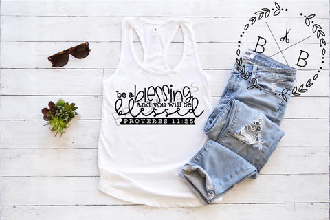 Be A Blessing Tee | Christian Shirt
