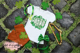 St. Patrick's Day shirt | Can't Pinch This with background Tee
