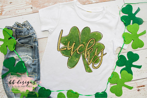 St. Patrick's Day shirt | Lucky Tee