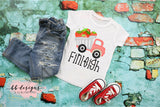 Pink Strawberry Truck Shirt | Personalized Tee | Strawberry Festival T-shirt