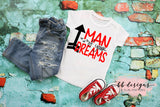 Man of your dreams Tee | Valentine's Day Shirt