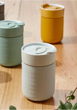 Load image into Gallery viewer, Ladelle Eco Brew Travel Mug Teal