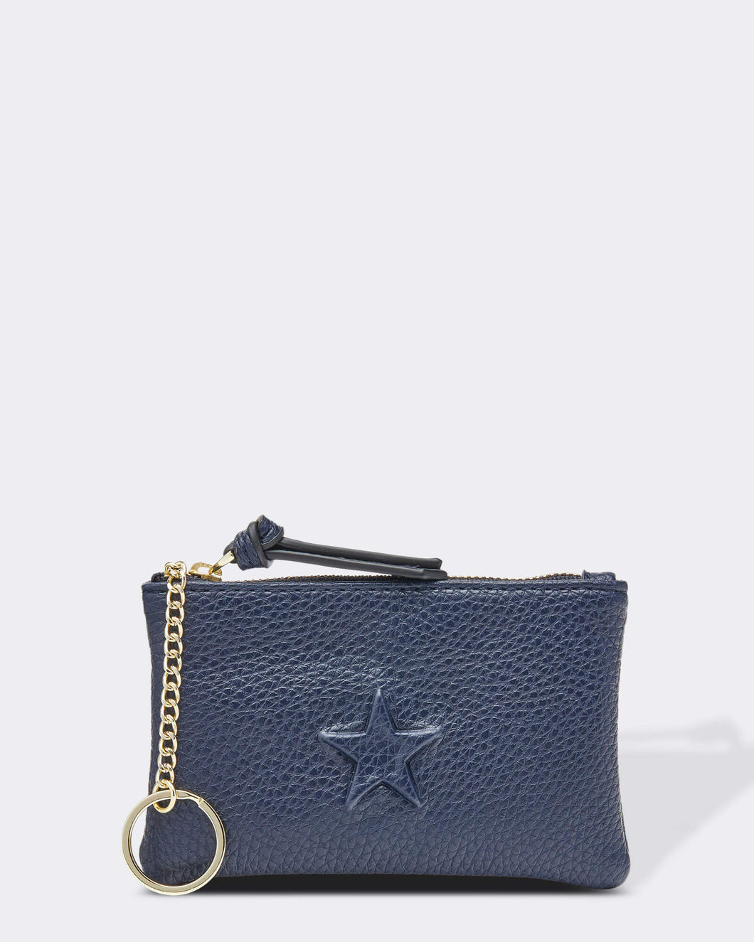 Star Purse Navy