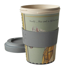 Load image into Gallery viewer, 'Last Season' Bamboo Travel Cup