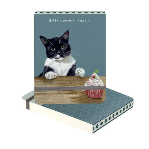 'Cupcake' Slim Notebook