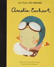 Load image into Gallery viewer, Amelia Earhart (Little People, Big Dreams)