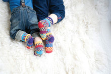 Load image into Gallery viewer, Baby Soulmate Socks - Firefly Set of 5