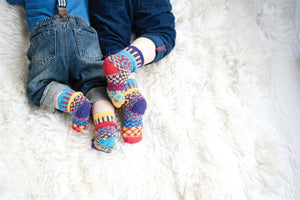 Baby Soulmate Socks - Firefly Set of 5