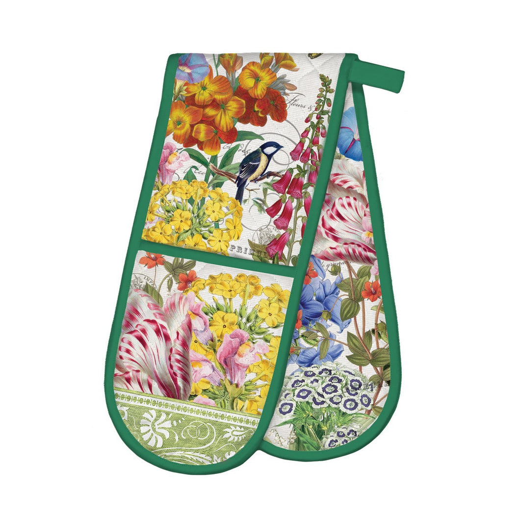 Summer Days Double Oven Glove
