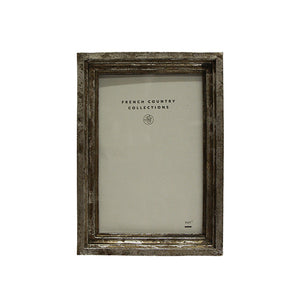 Aria Antique Silver Photo Frame 4x6""