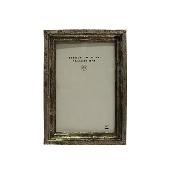 Aria Antique Silver Photo Frame 4x6