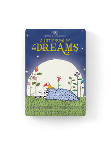 A Little Box of Dreams Affirmation Cards
