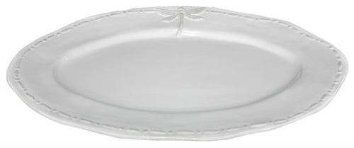 Oval Dragonfly Platter Small