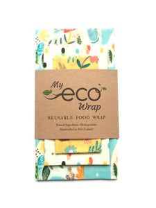 My Eco Wrap Ellie's Quest - Triple Pack