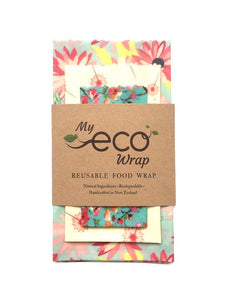 My Eco Wrap Paper Daisies - Triple Pack