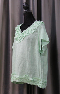 Ashley Tunic Mint Green