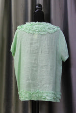 Load image into Gallery viewer, Ashley Tunic Mint Green