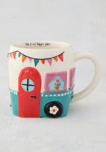 Happy Place Van Mug