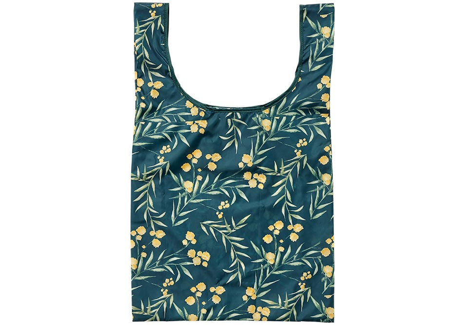 Eco Recycled Shopping Bag Wattle