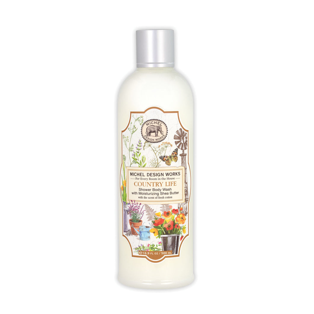 Country Life Moisturizing Body Wash