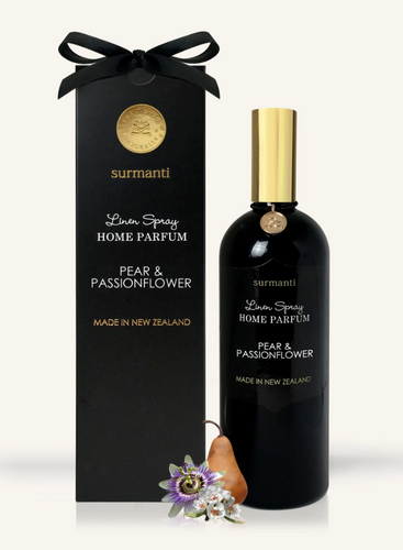 PEAR & PASSIONFLOWER LINEN SPRAY HOME PARFUM