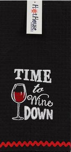 """Time to Wine Down"""