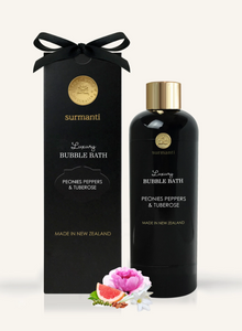 PEONIES PEPPERS & TUBEROSE LUXURY BUBBLE BATH