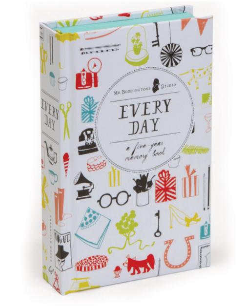 Every Day: A Five-Year Memory Book