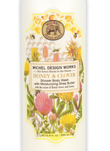 Load image into Gallery viewer, Honey & Clover Shower Body Wash