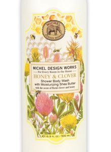Honey & Clover Shower Body Wash