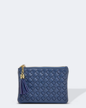 Load image into Gallery viewer, Acey Storm Blue Purse