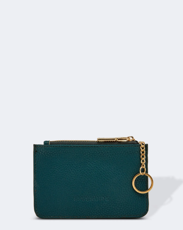 Maple Purse Teal