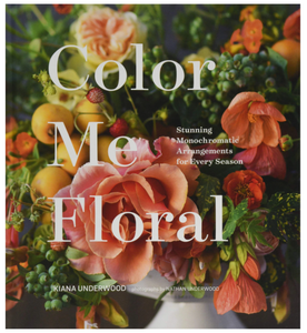 Colour Me Floral: Stunning Monochromatic Arrangements for Every Season