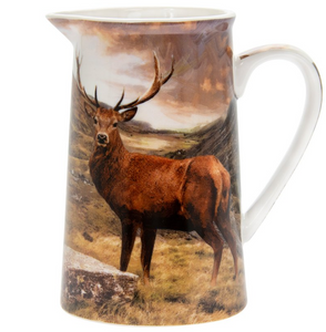 Fine China Stag Jug
